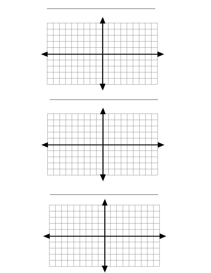 Free Printable Graph Paper To Download | Video Math Teacher